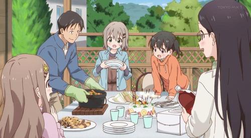 【ヤマノススメ サードシーズン(3期)】13話(最終回)感想 最後はみんな笑顔でよかった