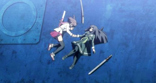 【刀使ノ巫女】12話感想 可奈美の引き立て役かと思ったらやりよった