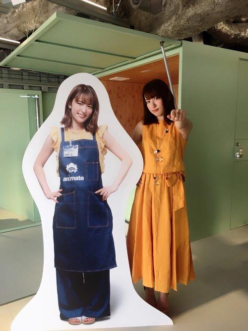 【画像】声優・小松未可子さん同士のツーショットもいいものだな