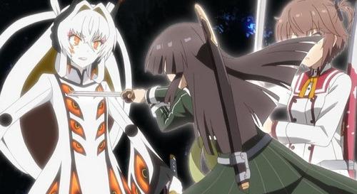 【刀使ノ巫女】23話感想 多人数であれだけ剣ぶん回して自然な組み立ての戦闘シーン素晴らしすぎる