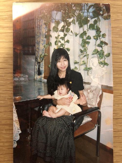 声優・井上喜久子さん(17)の27歳の頃の写真www