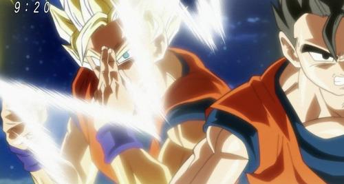 【ドラゴンボール超】90話感想 界王拳ブルー孫悟空vsアルティメット孫悟飯ヤバかった!熱すぎた