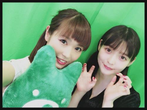 【画像】声優・渕上舞さんと上坂すみれさんとか良さしかないな