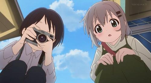 【ヤマノススメ サードシーズン(3期)】8話感想 前半の色使いと後半の色使いの切り替え演出うまい
