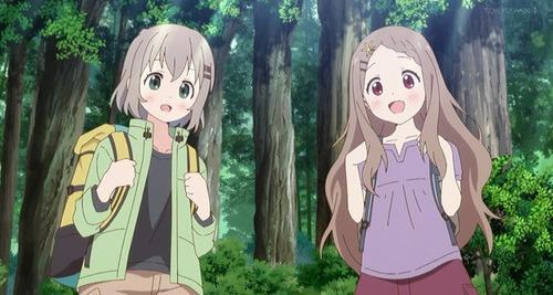 【ヤマノススメ サードシーズン(3期)】3話感想 飯能アルプス!大天使ここなちゃん登場