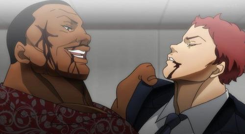 【バキ】15話感想 オリバ対ドイル