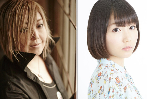 声優・緒方恵美さんと木戸衣吹ちゃんの「美女と野獣感」凄いよな