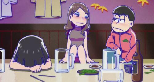 【おそ松さん 第2期】7話感想 めっちゃ面白かったけどめっちゃ胃に来た