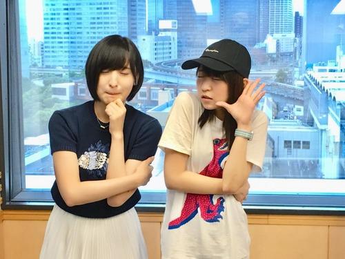 【画像】声優・佐倉綾音さんと大西沙織さんのこの顔いいな・・・