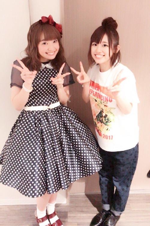 【画像】高橋李依さんと大橋彩香さんのツーショット最高だな