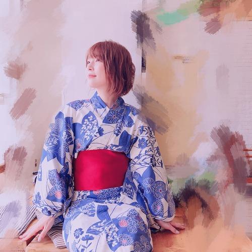 【画像】声優・内田真礼さんの浴衣姿美しいな・・・
