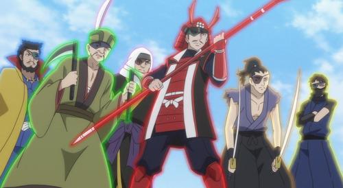 【BAKUMATSUクライシス(2期)】11話感想 十二将再び