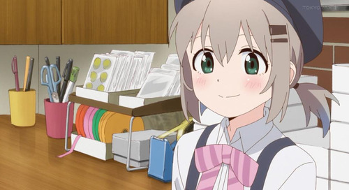 【ヤマノススメ サードシーズン(3期)】7話感想 あおいちゃんがバイトを頑張る回