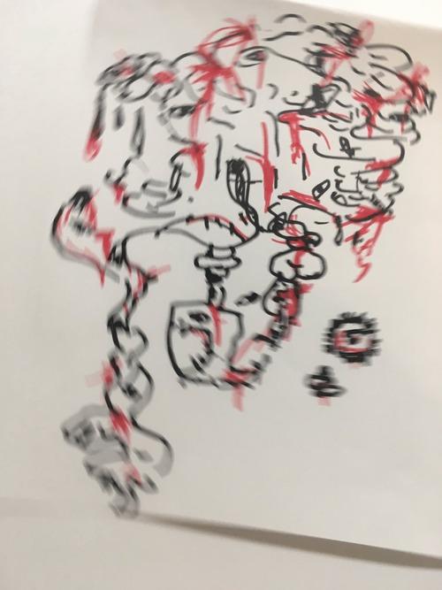 【画像】声優・小林ゆうさんが2018年の初夢を描いた結果www