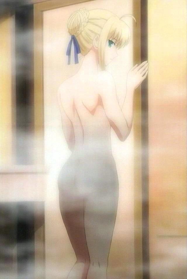【画像】 セイバー「あまり見ないでシロウ…このように筋肉のついた体、殿方には見苦しいでしょう…?」