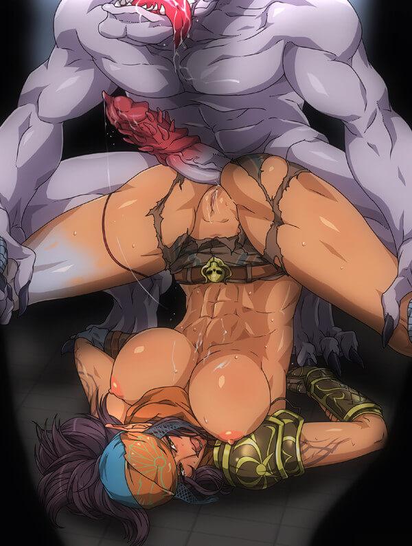 異種姦 エロ画像 (7)