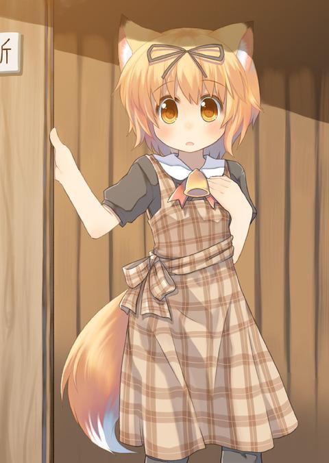 狐耳 エロ画像 (33)