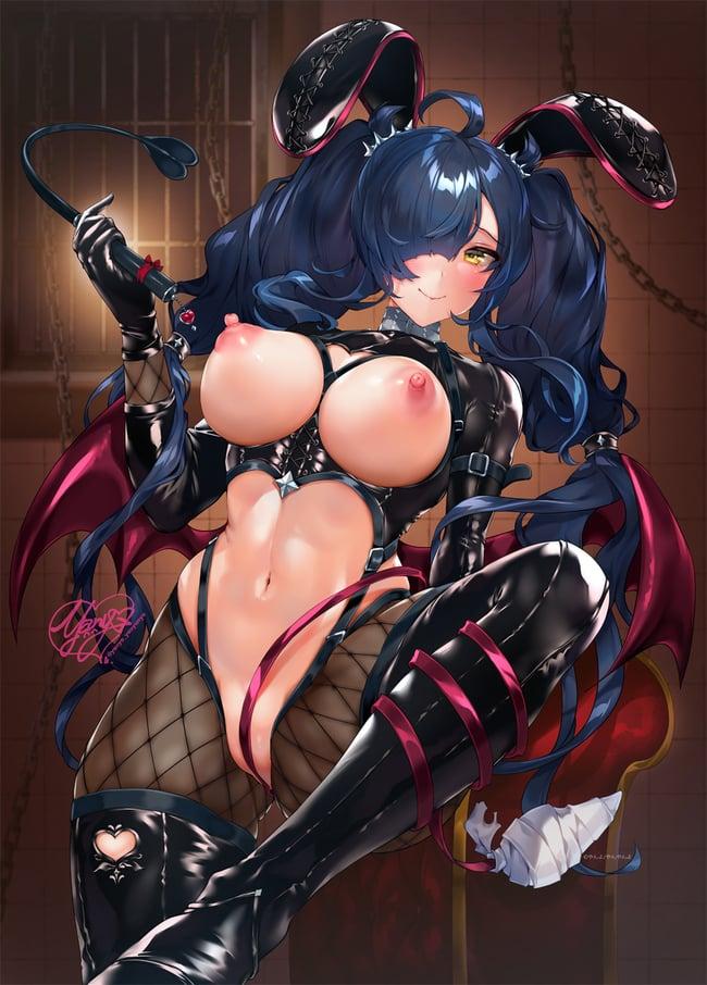 悪魔・サキュバス エロ画像 (3)
