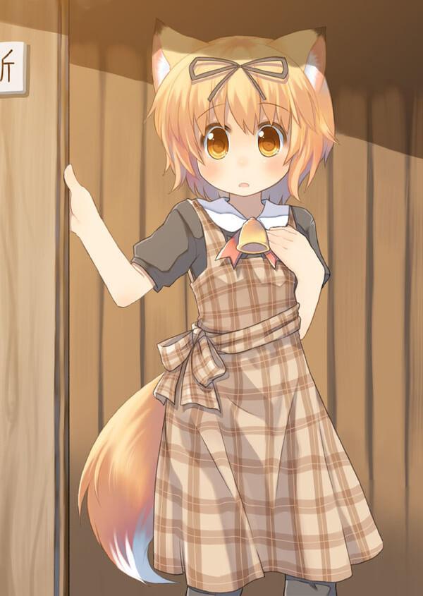狐耳 エロ画像 (5)