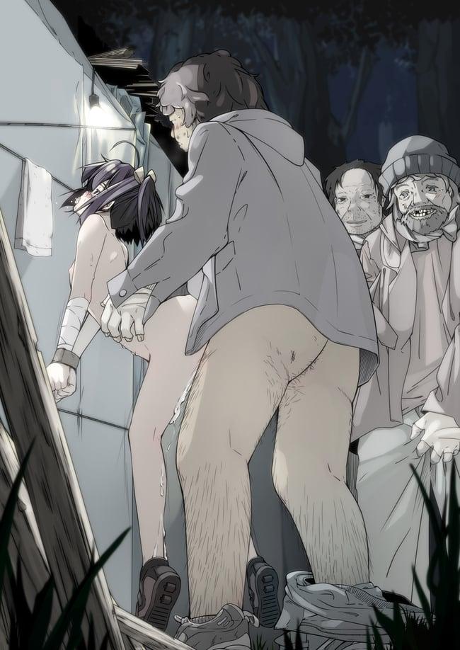 レイプ エロ画像 (1)