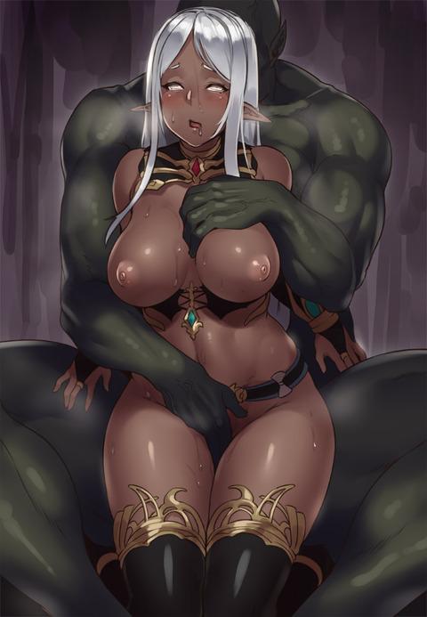 褐色 エロ画像 (6)