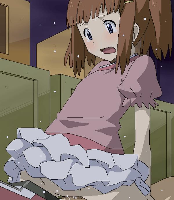 着衣 エロ画像 (12)