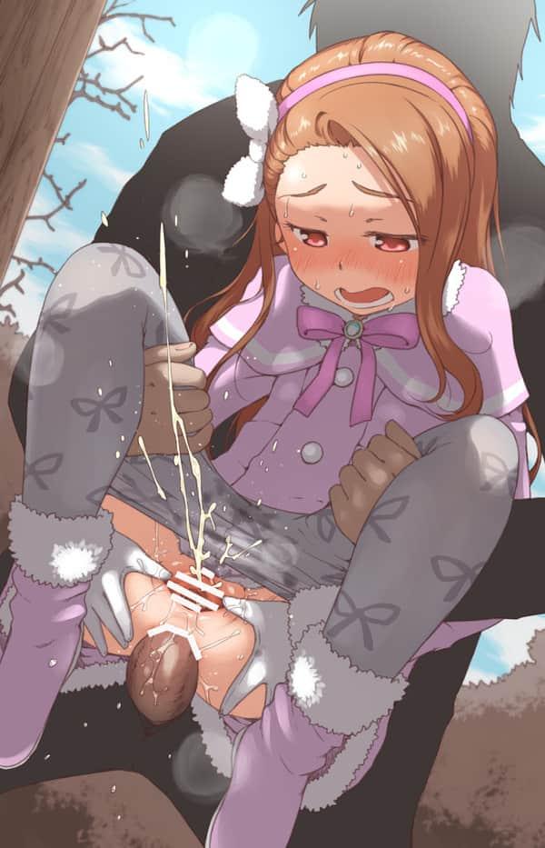 アナル エロ画像 (1)
