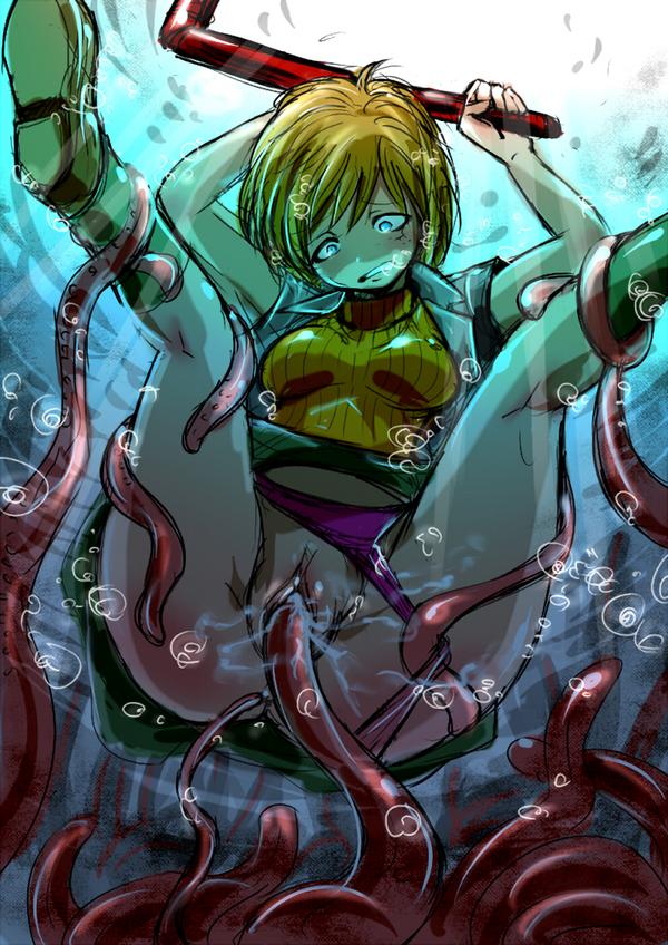 触手 エロ画像 (6)