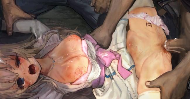 レイプ エロ画像 (41)