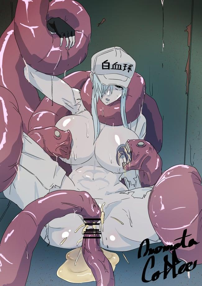 触手 エロ画像 (29)