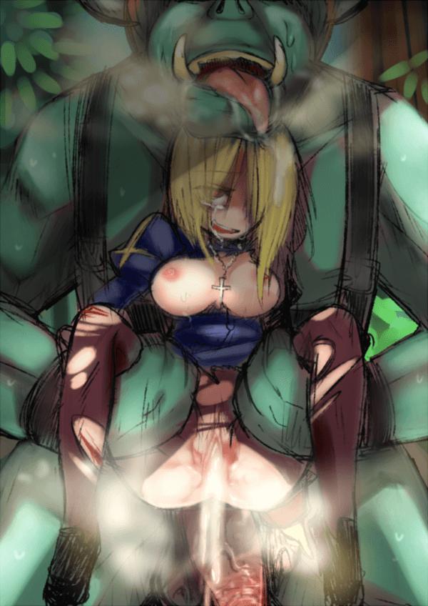 異種姦 エロ画像 (4)