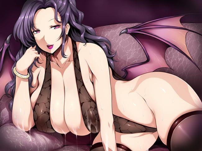 悪魔・サキュバス エロ画像 (33)