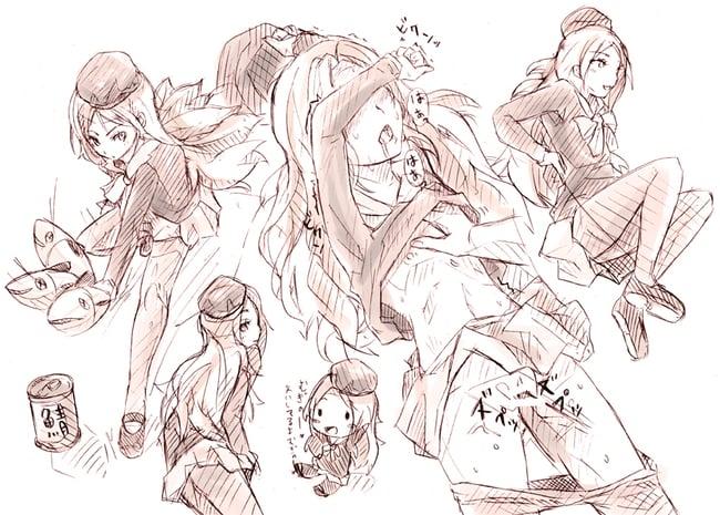 フレンダ エロ画像 (26)