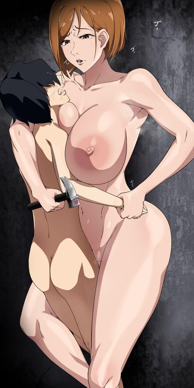 釘崎野薔薇 エロ画像 (48)