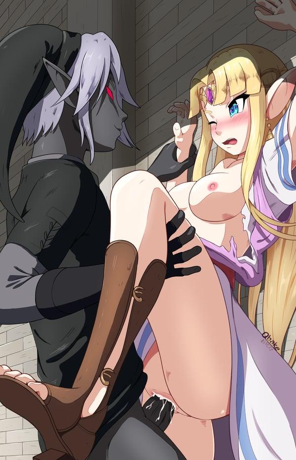 ゼルダ エロ画像 (1)