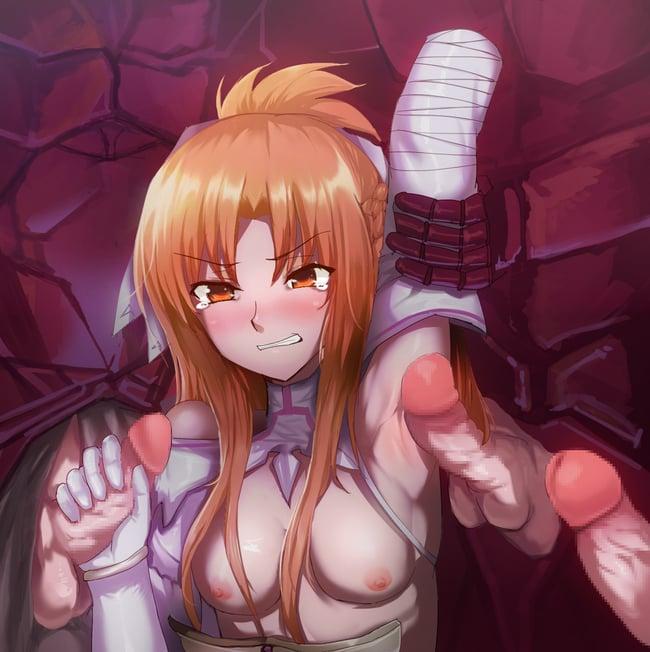 アスナ エロ画像 (64)