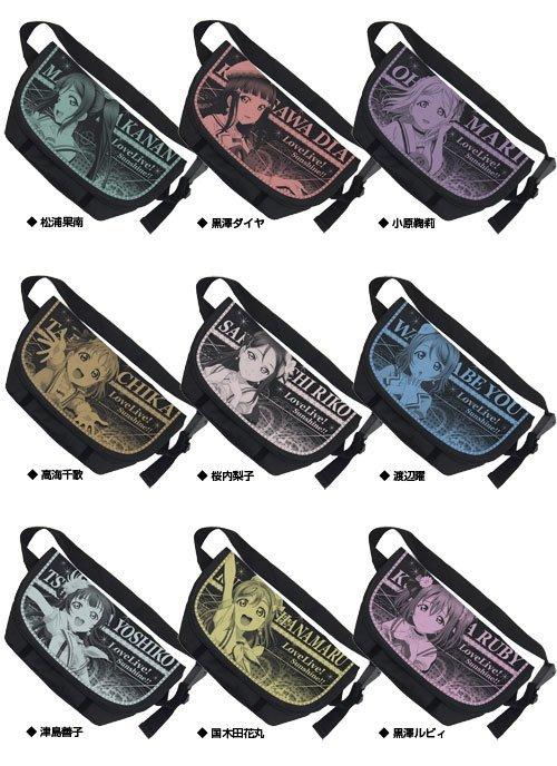 【ラブライブ!サンシャイン!!】コスパよりメッセンジャーバッグの新商品
