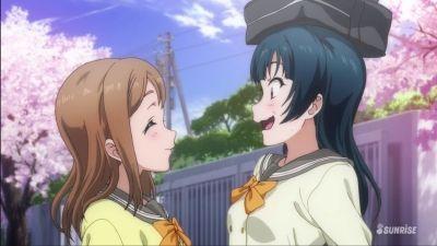 【ラブライブ!】花丸「善子おねーちゃん♪」 善子「お姉ちゃん!?」
