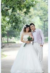 吴雪結婚2