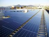 太陽光発電パネルの設置
