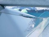 平沢仮設の折板