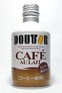 缶コーヒー ドトール カフェオレ