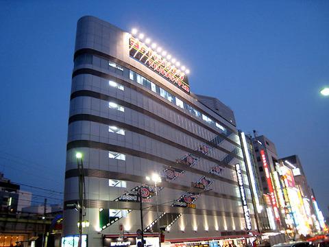 ヨドバシ上野