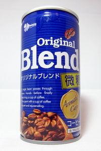 ベイシア 『オリジナルブレンド 微糖』