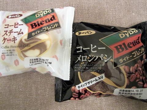 ダイドー&第一パン コラボ菓子パン