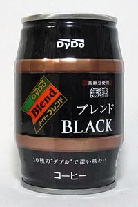 缶コーヒー ダイドーブレンド ブレンドBLACK