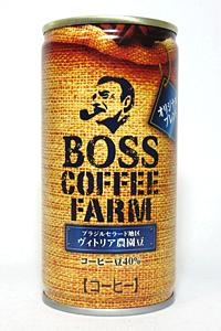 缶コーヒー ボス コーヒーファームオリジナルブレンド