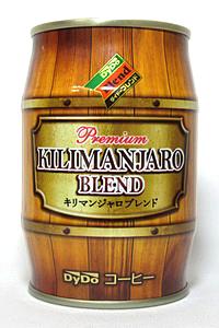 缶コーヒー ダイドーブレンド キリマンジャロブレンド(樽缶)