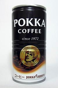 缶コーヒー ポッカコーヒオリジナル(2013年モデル)