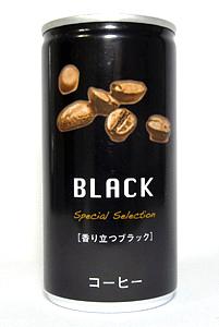缶コーヒー ジェイエイビバレッジ佐賀 BLACK 香り立つブラック